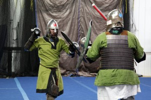 Medieval Times: Local SCA group hosts crown tournament