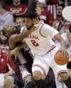 No. 23 Hoosiers crush N. Carolina Central