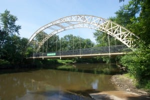 Dunn's Bridge a must-see stop when walking southern Porter County
