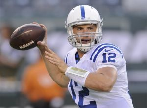 Luck doesn't fit the mold of the typical NFL star