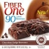 Fiber One 90 Calorie Brownie Bars