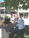 Picnic welcomes families Back to School