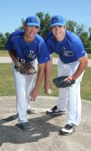 Times Baseball Players of the Year Lake Central pitchers Jimmy McNamara and Taylor Lehnert