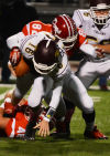 Chesterton at Crown Point football game