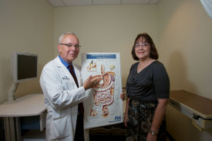 GERD study on the cutting edge of gastroenterology