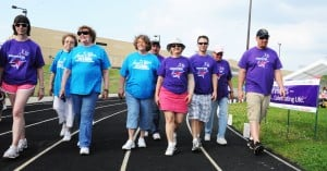 Dyer Relay for Life steps off