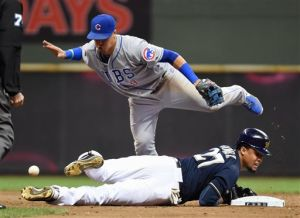 Cubs offense stymied in loss
