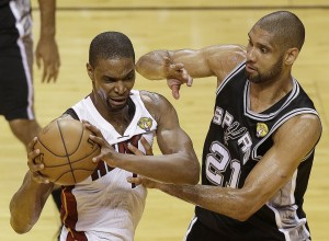 Miami runs away with win against Heat in NBA finals