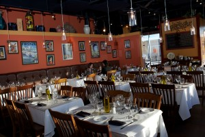 Ciao Bella Ristorante serves as the ideal setting for conversation and memories
