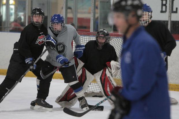 Region's prep hockey players show boundless passion, dedication