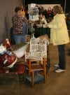 Bargain hunters find 'treasures' at Times Garage Sale