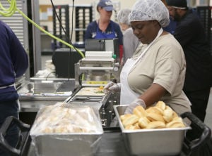 Weather affects food assistance agencies
