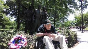 Ailing Vietnam vet, family get trip of a lifetime through Forever Young Senior Veteran Wish