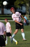 Beecher soccer player Josh Cialdella