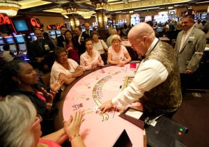 Best Casino Table Games: Horseshoe Casino
