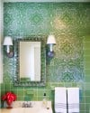 Stencils an easy way to decorate a home