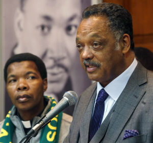 Rev. Jackson, Peoria GOP congressman head to Mandela tribute