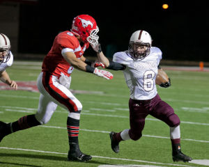 Mishawaka eats up Munster with ground game