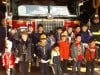 Scouts get fire safety tips