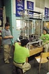 Team Hammond set for robotics competition