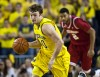 No. 23 Michigan beats No. 20 Indiana