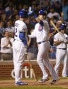 Cubs rally late to edge Mets