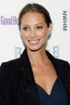 No flowers for Christy Turlington Burns this Mother's Day