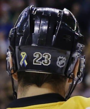 Bruins' Stanley Cup run excites city wounded by marathon bombing