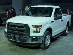 Efficiency, luxury fuel a changing pickup market
