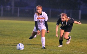 Wheeler falls in girls soccer regional championship