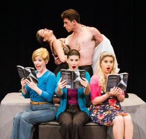 Silly staging of '50 Shades! The Musical' hoping for a hit