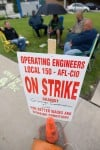 IUOE Local 150 Strike