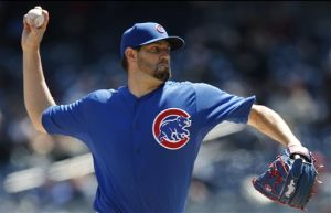 Cubs' offense freezes up