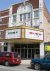 The Hoosier Theatre in Whiting recently underwent some major upgrades, namely adding surround sound/digital equipment.