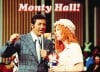 "Game Show Host Monty Hall of ""Let's Make a Deal"""