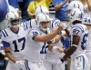 Luck faces tough test as Colts open against Bears  
