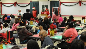Gallery: Silver Spirit of Christmas Dinner