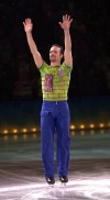 Boitano tackles Fighting Irish in South Bend ice show