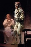 Ebenezer Scrooge Visted by Jacob Marley's Ghost in Goodman's Theatre