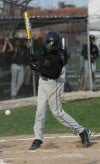T.F. North baseball player Nick Thompson