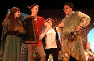 Robin Hood and his Merry Men head to Lake Central stage