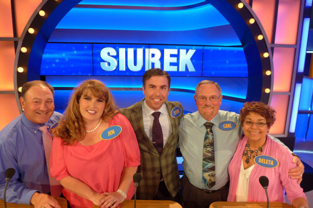 Family Feud Johnson Family Family to 'feud' on Friday