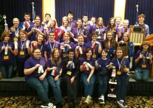 Crown Point's Latin Club crowned state champions
