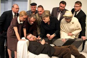 Hammond Community Theatre stages beloved whodunit