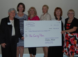 Giving circle awards $50,000 Women's Fund Grant