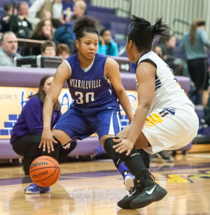 Merrillville relies on speed, power off the bench