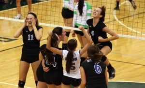 L.C. wins first volleyball regional crown since 1994