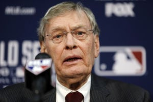 Selig's imprint seen in Game 7 of World Series