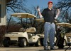 Jack Lewis, senior golfer