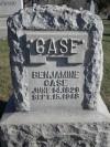Benjamin Case, 1829-1918